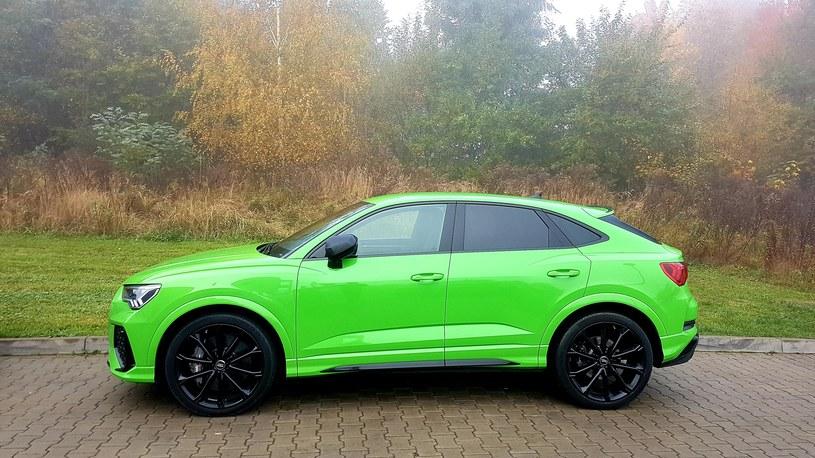 Audi RS Q3 Sportback /INTERIA.PL