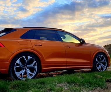 "Audi RS Q8. ""Przewaga dzięki technice""? To fakt"