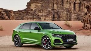 Audi RS Q8 wreszcie zadebiutowało