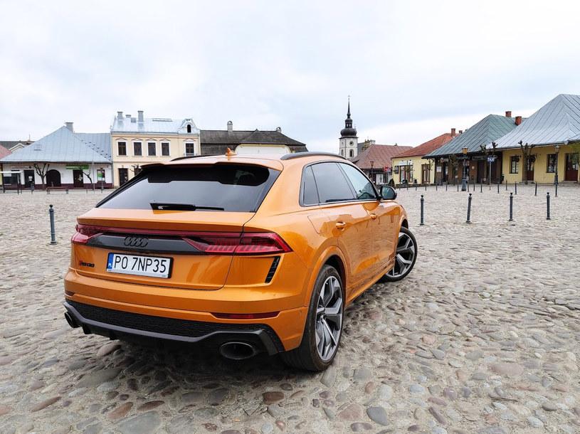Audi RS Q8 /INTERIA.PL