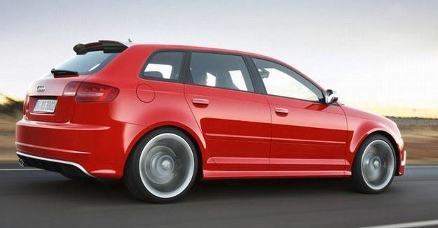 Audi RS3 sportback /