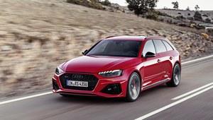 Audi RS4 Avant po face liftingu