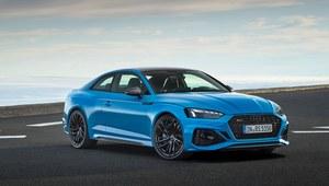 Audi RS5 Coupe i Sportback zmodernizowane