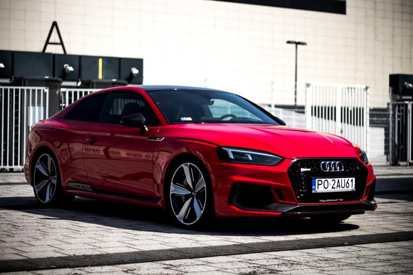 Audi RS5 Coupe /INTERIA.PL