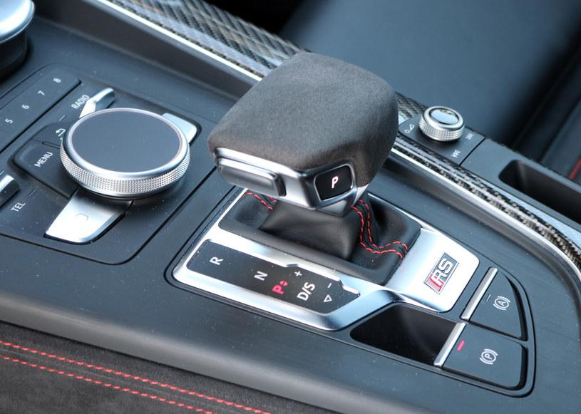 Audi RS5 Sportback /INTERIA.PL
