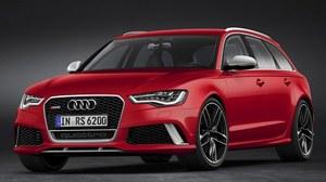 Audi RS6 Avant - ekspresowe kombi