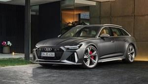 Audi RS6 Avant - znamy polską cenę