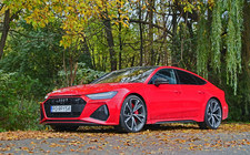 Audi RS7 Sportback - supersportowa limuzyna