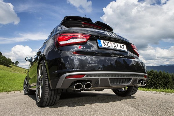 Audi S1 po tuning ABT Sportsline