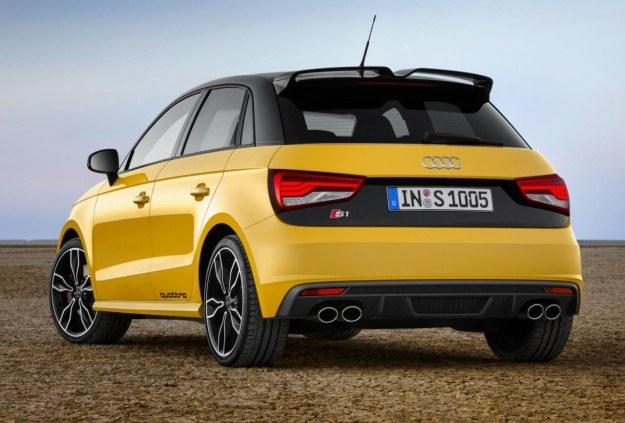 Audi S1 Sportback /