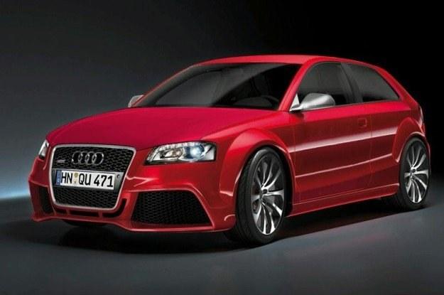 Audi S3 otrzyma nowy silnik? /
