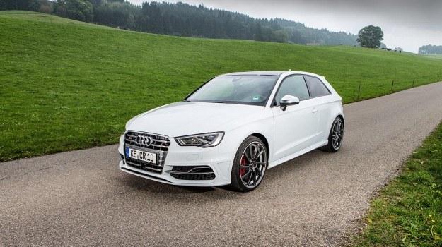 Audi S3 po tuningu ABT Sportsline /ABT Sportsline GmbH