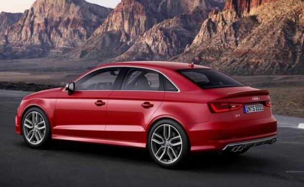Audi S3 sedan /