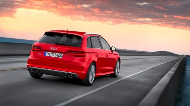 Audi S3 Sportback (2013) /Audi