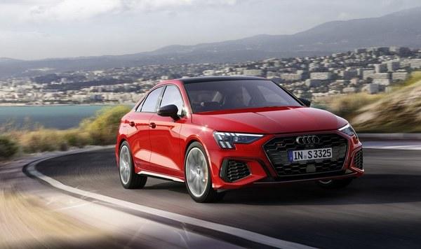 Audi S3 Sportback i S3 Sedan
