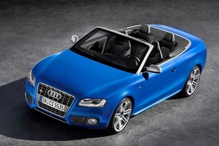 Audi S5 cabriolet /