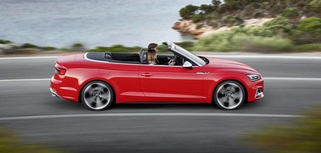 Audi S5 Cabriolet /Audi