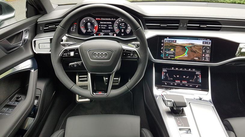 Audi S7 TDI Sportback /INTERIA.PL