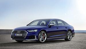 Audi S8 - nadal benzynowe!