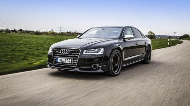 Audi S8 od ABT /Audi