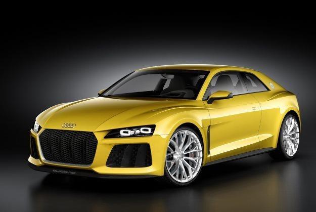 Audi Sport Quattro Concept /