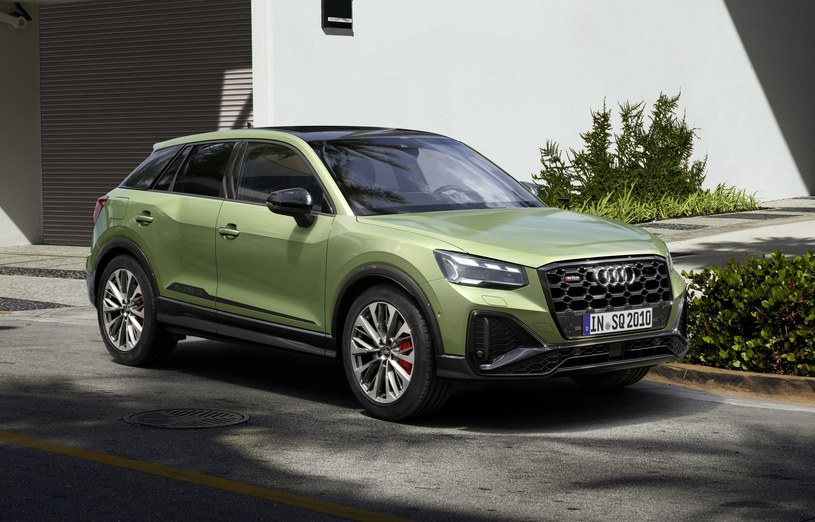 Audi SQ2 /