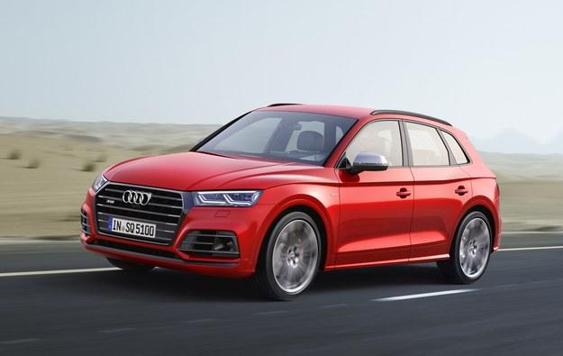 Audi SQ5 3.0 TFSI /Audi