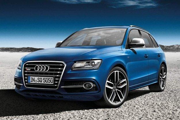 Audi SQ5 TDI exclusive concept /