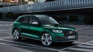 Audi SQ5 TDI - podejście drugie