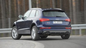 Audi SQ5 TDI quattro tiptronic - test