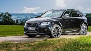 Audi SQ5 z zastrzykiem mocy od ABT