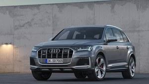 Audi SQ7 po face liftingu
