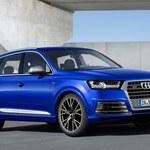 Audi SQ7 TDI wyróżnione za innowacyjne rozwiązania