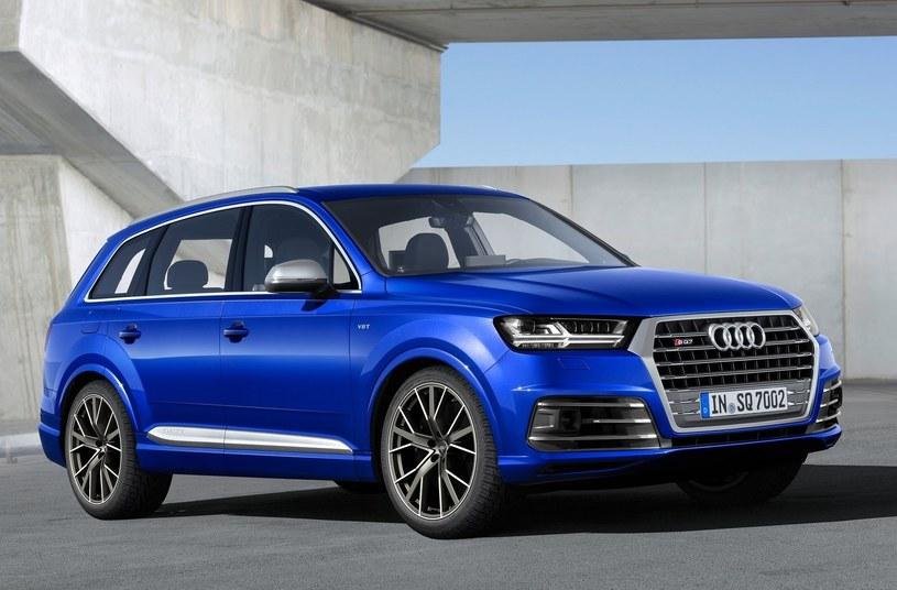 Audi SQ7 /