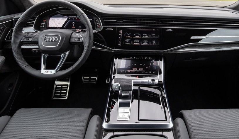 Audi SQ8 TDI /