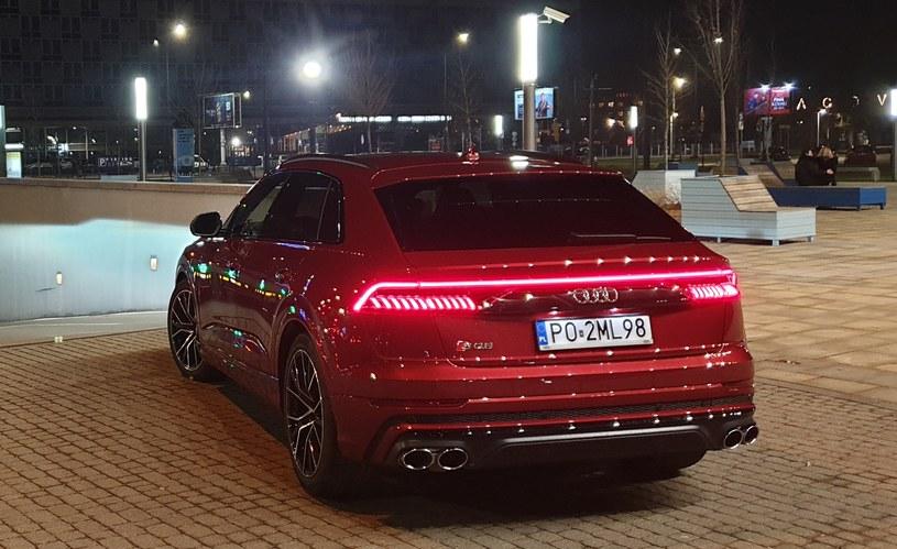Audi SQ8 TDI /INTERIA.PL