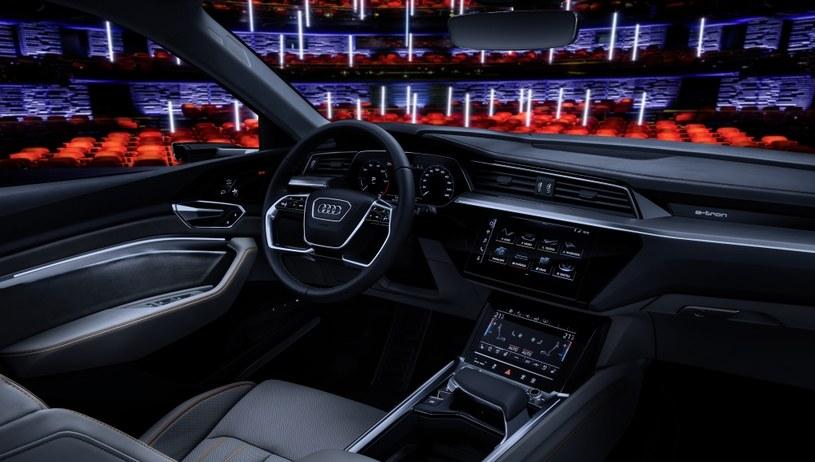 Audi stawia na cyfrową rozrywkę /materiały prasowe