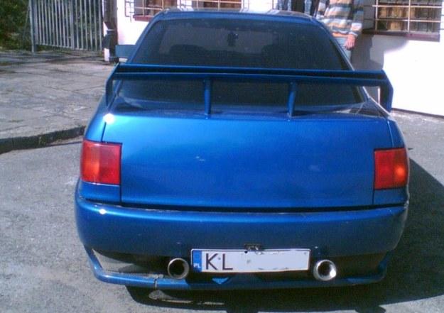 Audi szpachla