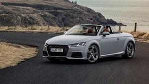Audi TT 20th Anniversary już w sprzedaży