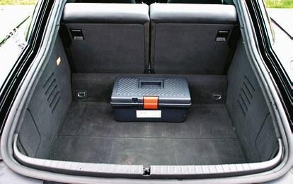 Audi TT bagażnik /Motor