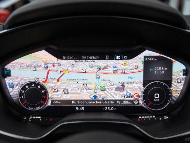 Audi TT III /