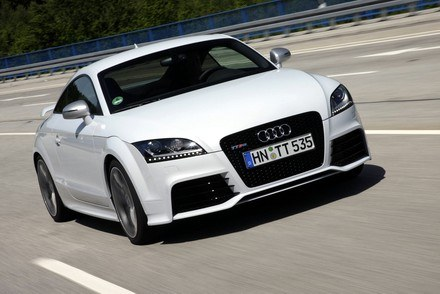 Audi TT RS coupe /
