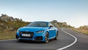 Audi TT RS zmodernizowane
