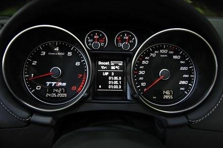 Audi TT RS /