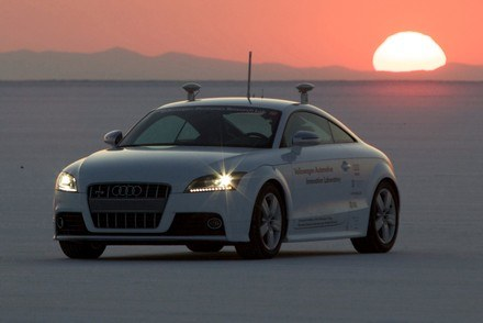 Audi TT-S Shelley /