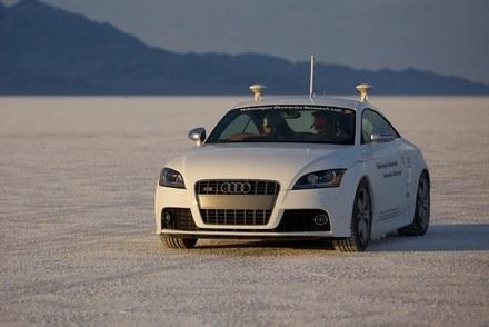 Audi TT-S Shelley /INTERIA.PL