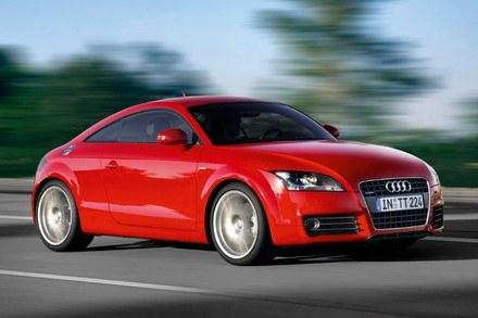 Audi TT TDI / Kliknij /INTERIA.PL
