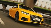 Audi TTS S tronic - test
