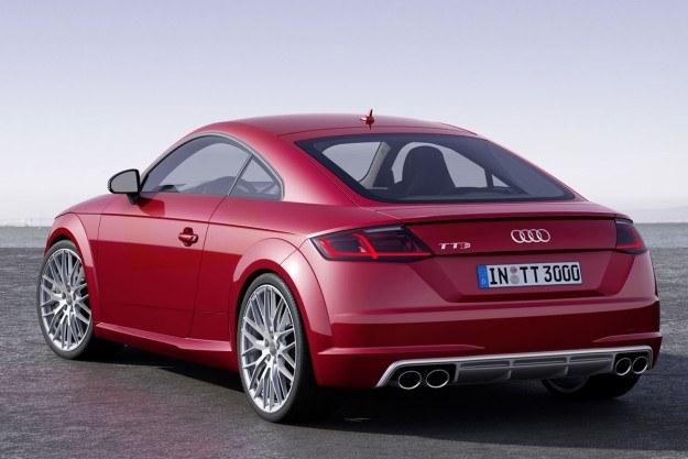 Audi TTS /
