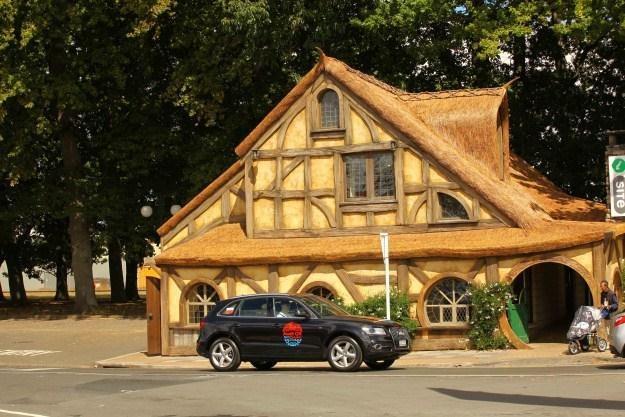 Audi w krainie Hobbitów /INTERIA.PL